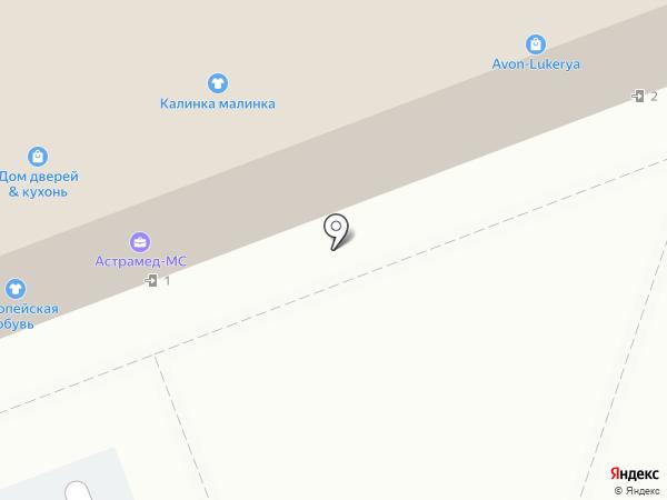 ШинаИсеть на карте Екатеринбурга