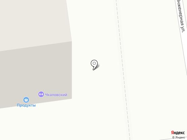 Удан на карте Екатеринбурга
