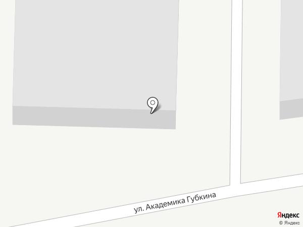 Орбита на карте Екатеринбурга