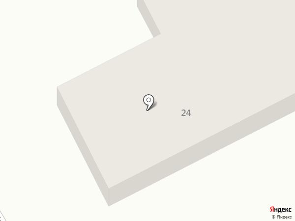 Интер-Телеком на карте Екатеринбурга