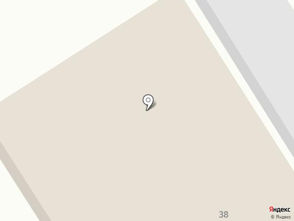 Пип-Тур на карте Берёзовского