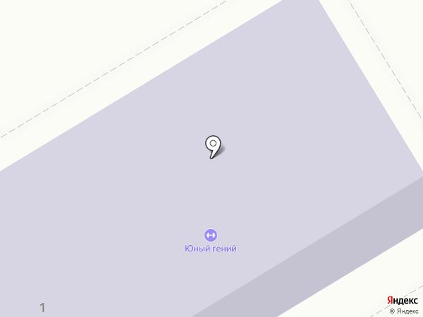 Смирнова 1 на карте Берёзовского