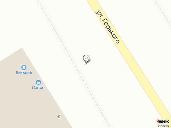 ПЛАНЕТА на карте Берёзовского