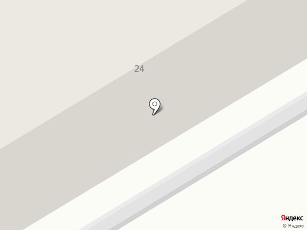 Чисто-Да на карте Берёзовского