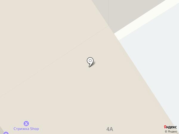 ПЛАНЕТА, магазин канцтоваров на карте Берёзовского