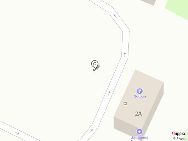 АГЗС на карте Берёзовского