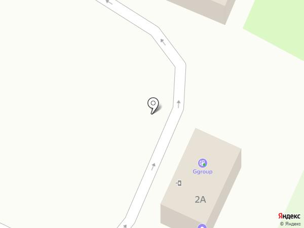 Автомойка на карте Берёзовского