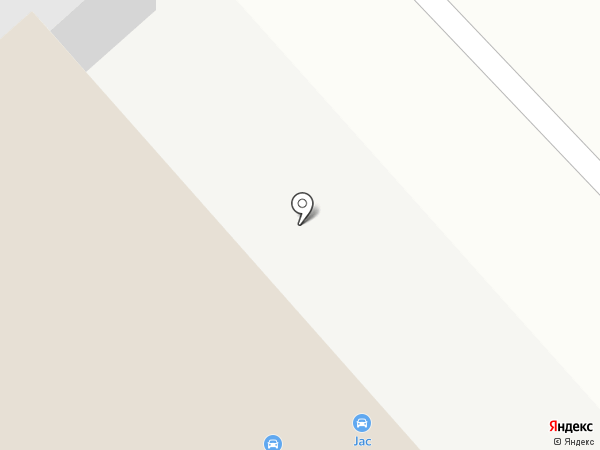 Березовский привоз на карте Берёзовского