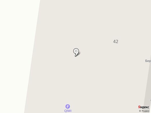 Березовская Жилищно-Эксплуатационная Организация на карте Берёзовского