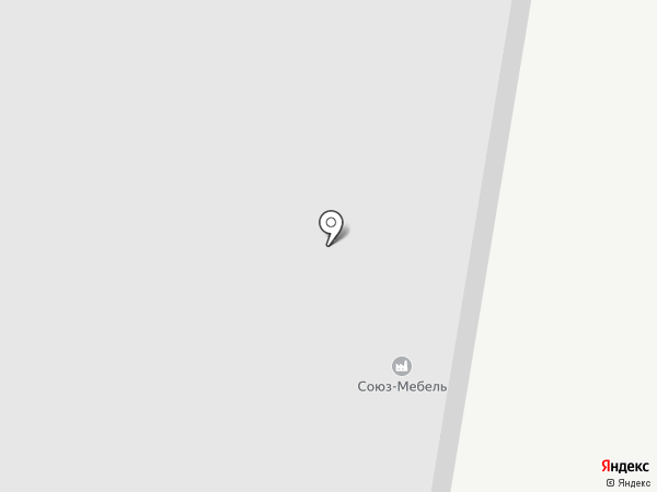 Компания по изготовлению корпусной мебели на карте Берёзовского