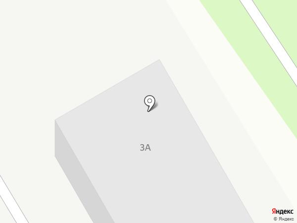 Азимут Трак на карте Берёзовского