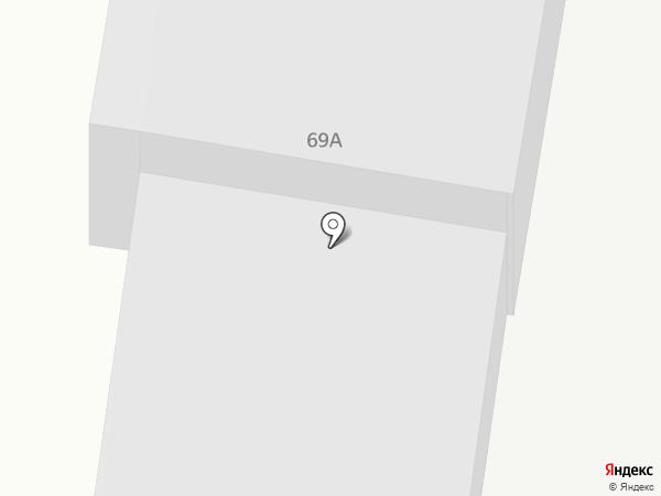 БЗАП на карте Берёзовского