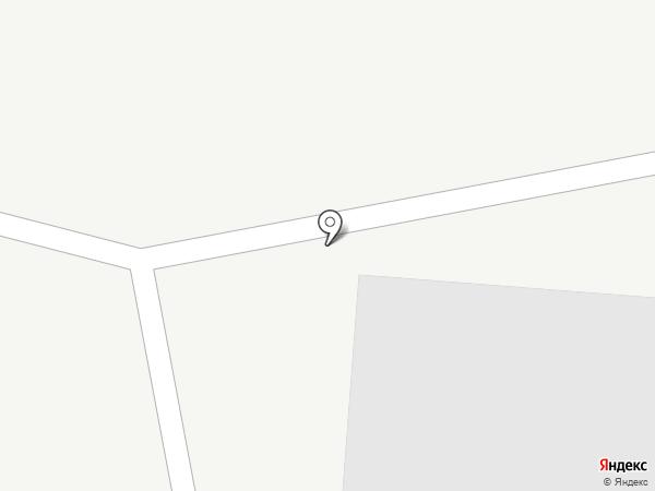 Ледмегапиксель на карте Берёзовского
