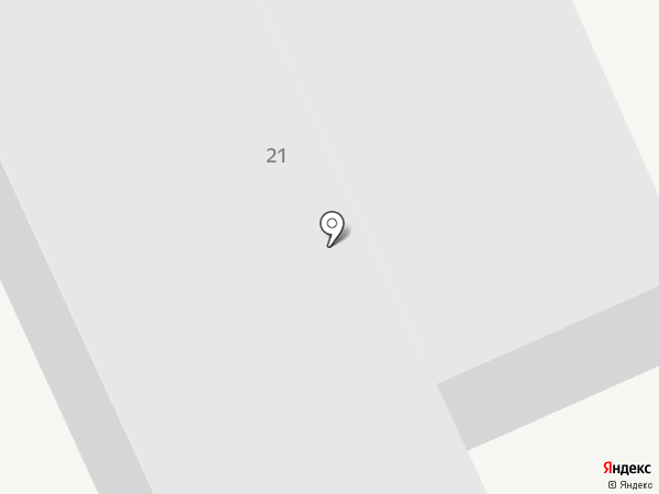 Технопрогресс на карте Берёзовского