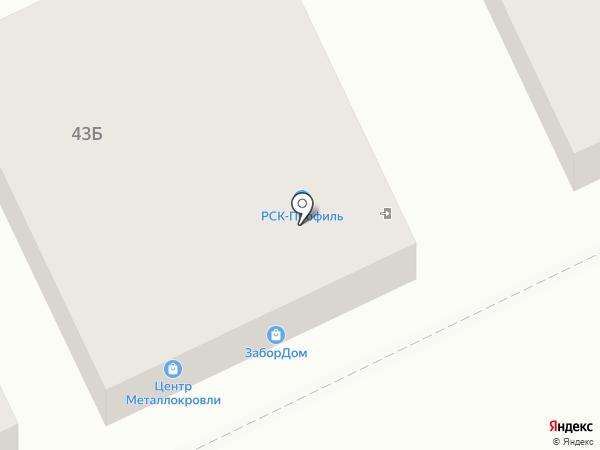 БерёзаСтройка66 на карте Берёзовского
