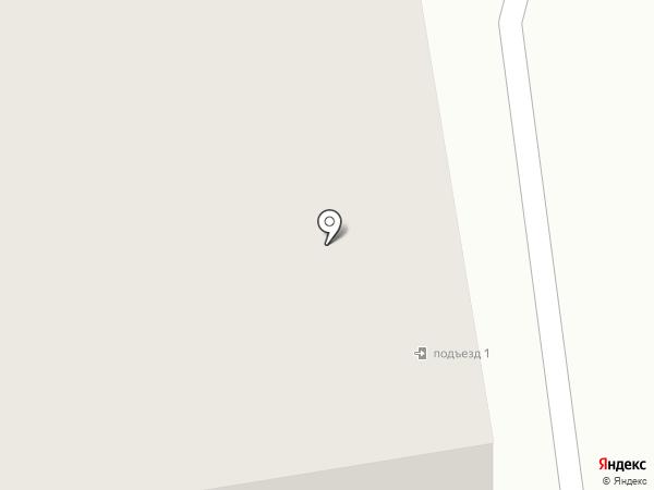 Солнечный Дом, ГК на карте Арамиля