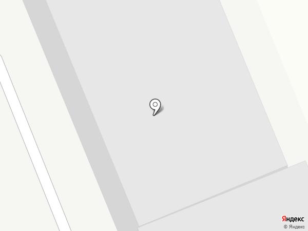 Подвеска на карте Берёзовского