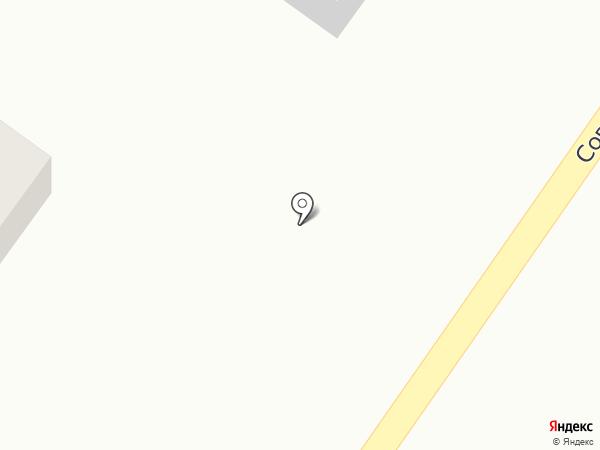 Березка на карте Патруш