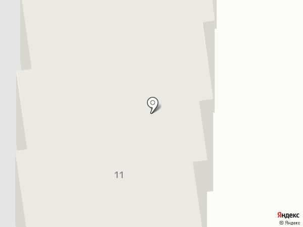 Елисеевский на карте Арамиля