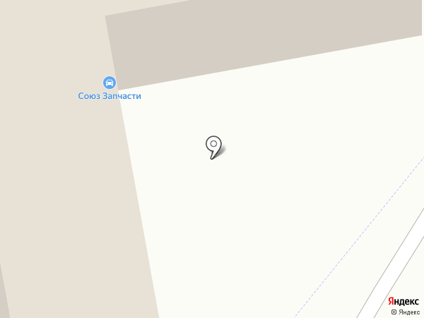 СОЮЗ Запчасти на карте Арамиля