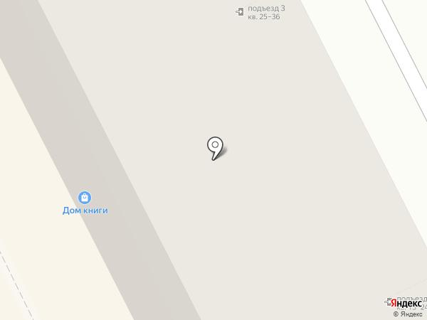 Добрый лес на карте Берёзовского