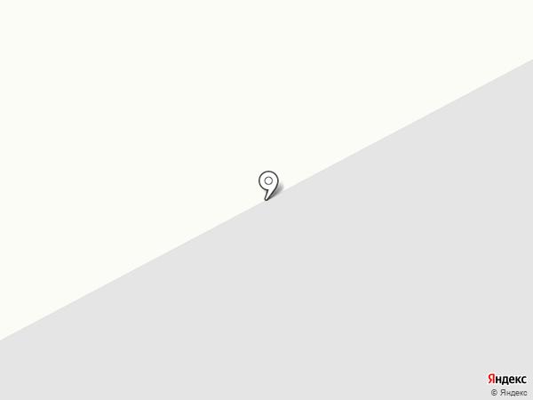 Ставиа на карте Берёзовского