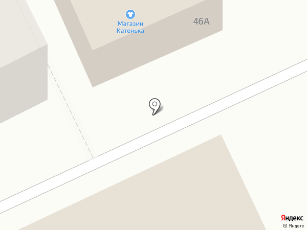 Магазин обуви на карте Берёзовского