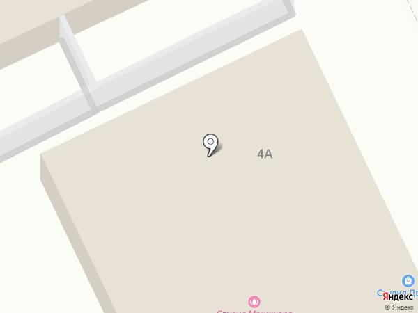 ННПЦТО на карте Берёзовского