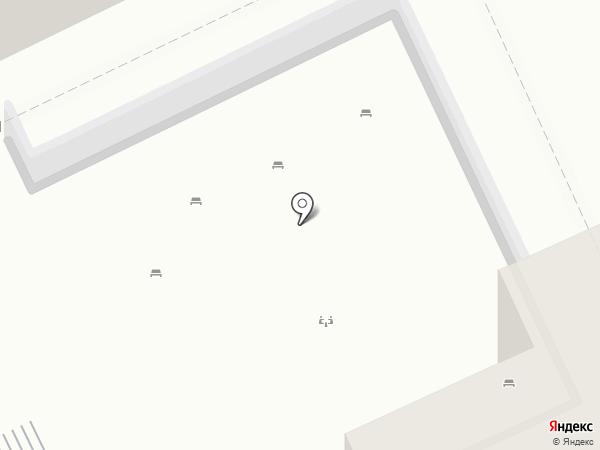 Панда на карте Берёзовского