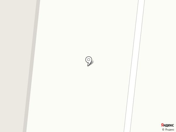 Солнечный на карте Патруш