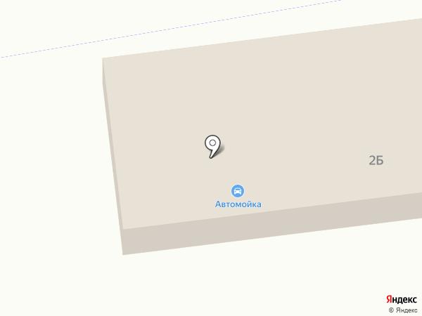 Автомойка на карте Патруш