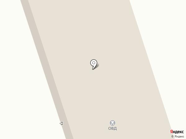УФМС на карте Берёзовского