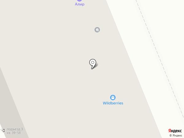 Жилинвестстрой на карте Берёзовского