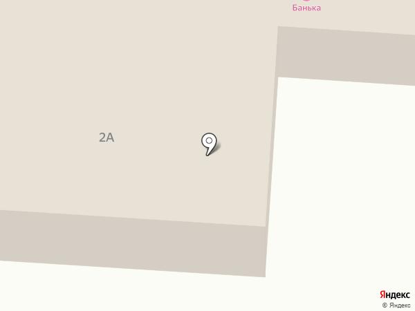 Баня на карте Патруш