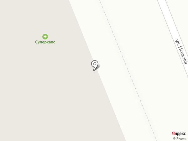 Центр недвижимости-Вознесенский на карте Берёзовского