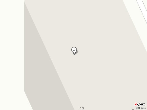 Аквуша на карте Берёзовского