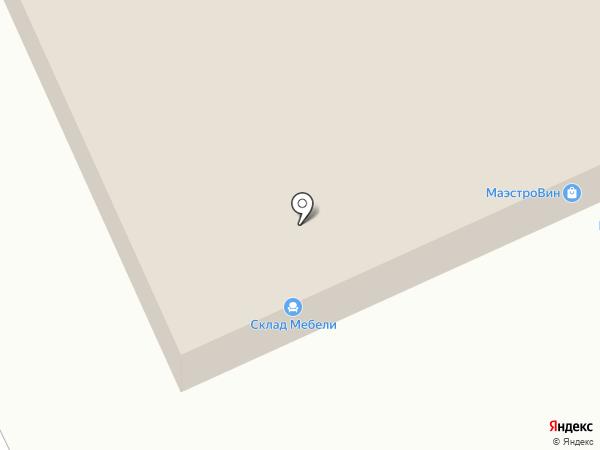 Мебельный магазин на карте Берёзовского