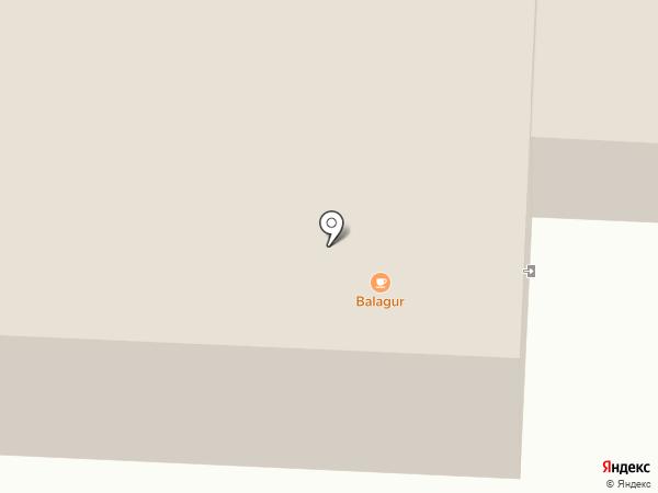Пятерочка на карте Патруш