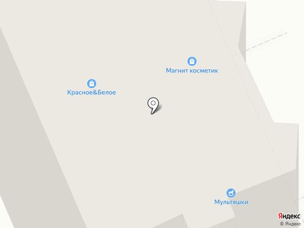 АФИНА на карте Берёзовского