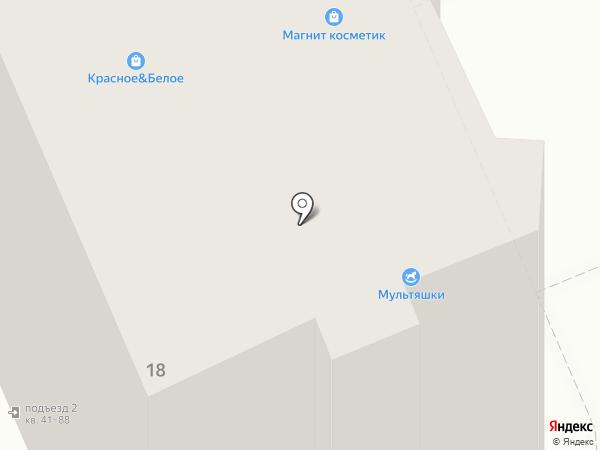 Викинг на карте Берёзовского