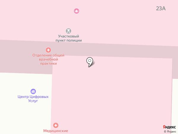 Медицинские технологии на карте Патруш