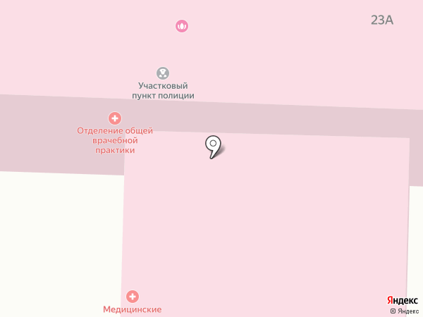 Тенториум на карте Патруш