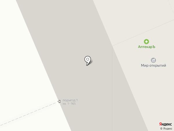 БерезаМебель.рф на карте Берёзовского
