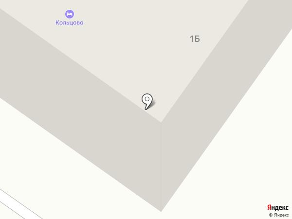 Биомеханика2 на карте Екатеринбурга