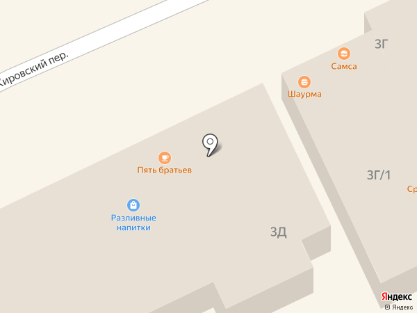У Камала на карте Берёзовского
