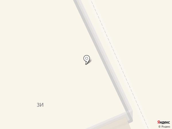 Авто Тайм на карте Берёзовского