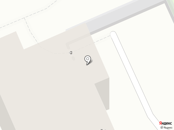 Минимаг на карте Берёзовского