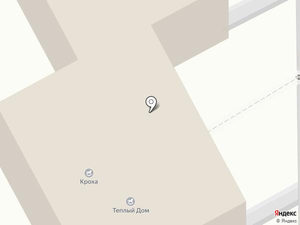 Acconergi на карте Берёзовского