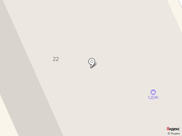 Хороший размер на карте Берёзовского