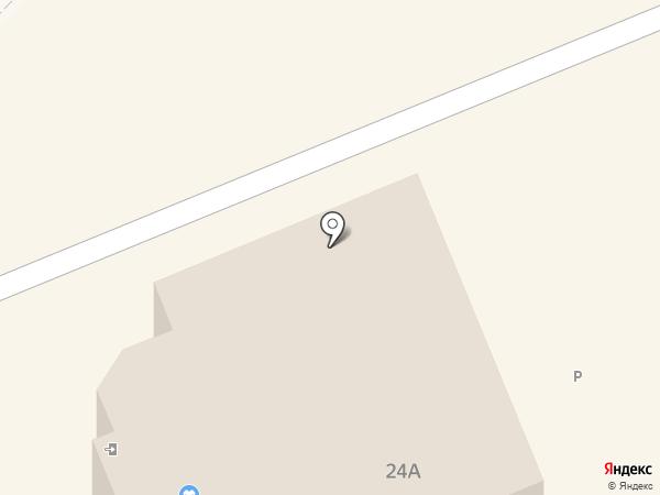 Центр семейных покупок на карте Берёзовского
